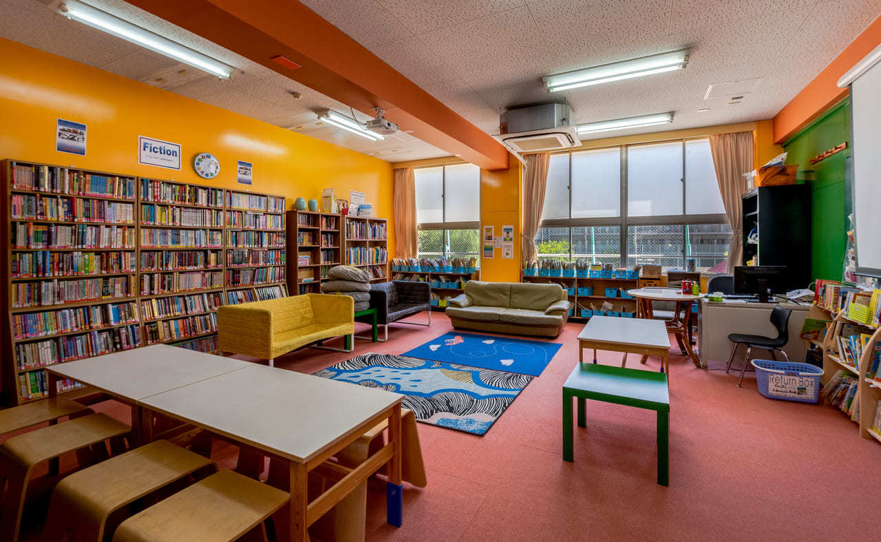 Facilities - Library Inside