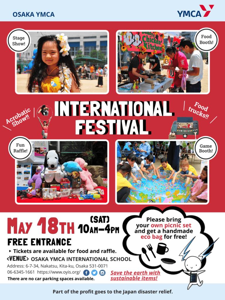 International Festival 2019 Information