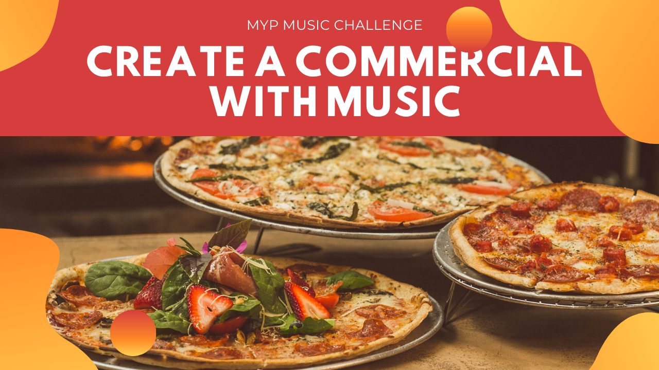 MYP Music Pizza Commercial