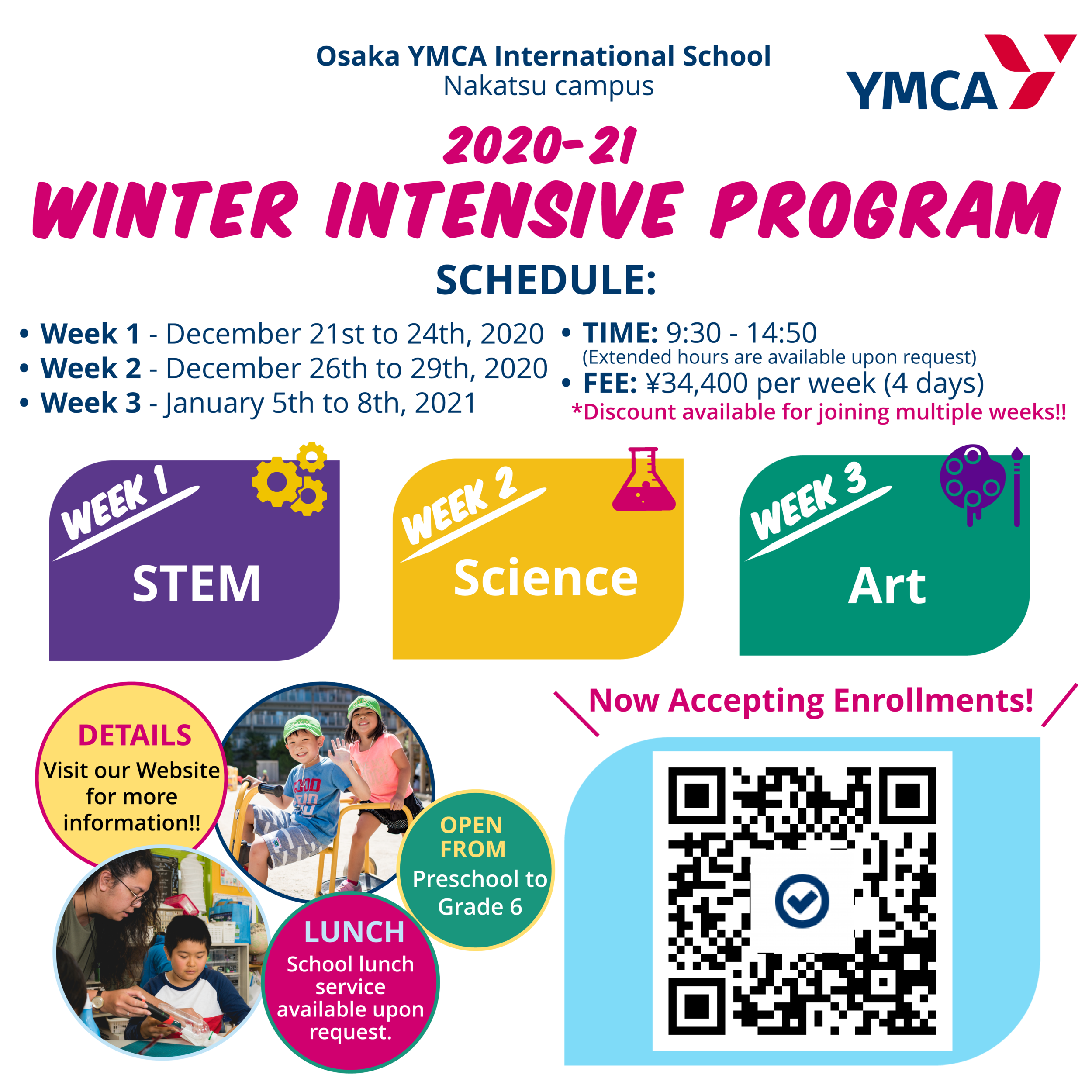 Winter Intensive 2020-2021