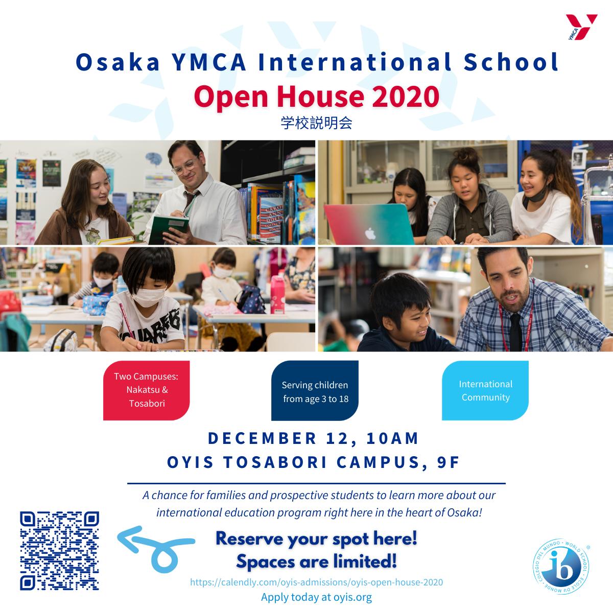 OYIS Open House 2020